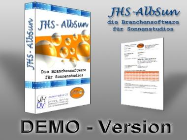 JHS-AlbSun Demo CD-Version